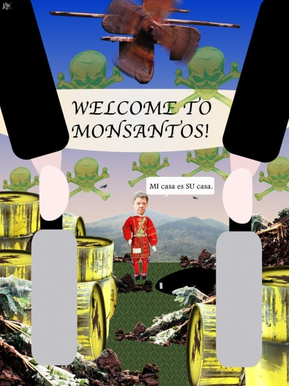 Monsantos Web